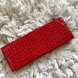 NWOT Red Clutch
